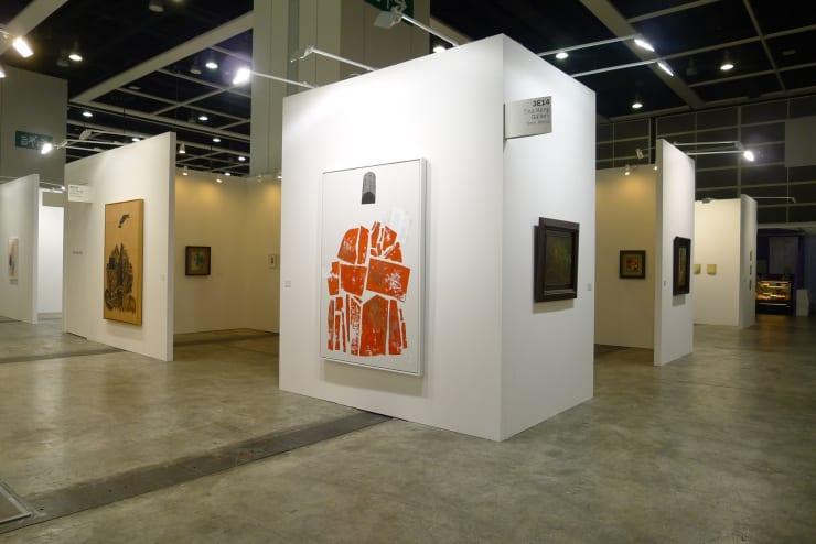香港巴塞爾藝術博覽會 2014