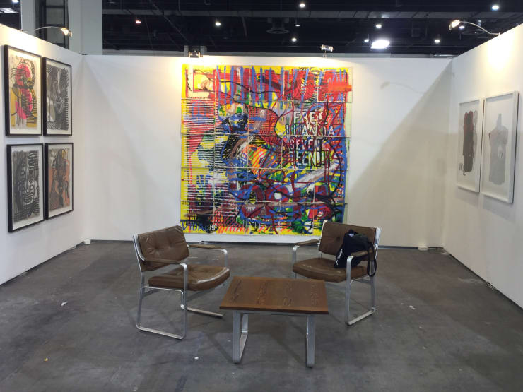 FNB Art Joburg 2015