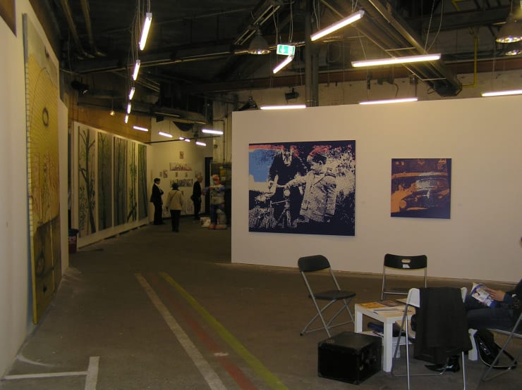Berliner Kunstsalon 2005