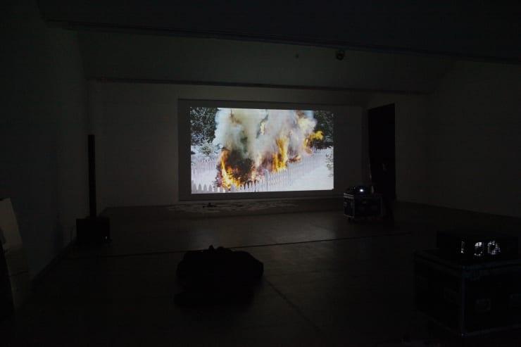 FIGURE FOUR: Glimpser | 18 - 22 February 2017 - Installation Views