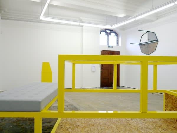 Paulmerrick Installationview November2011 16