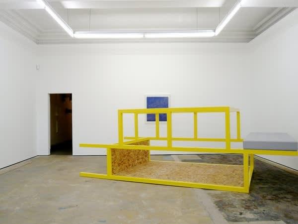 Paulmerrick Installationview November2011 2