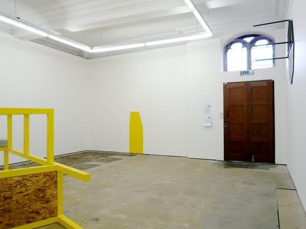 Paulmerrick Installationview November2011 20