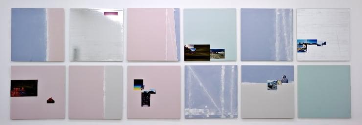 Paul Merrick, 2014. Installation View.