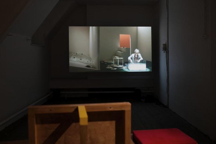Cara Tolmie, Pley, 2013, Bench, HD Video