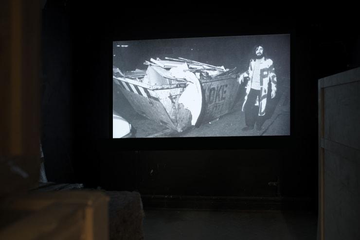 Ian Breakwell & Mike Leggett, Unsculpt, 2007, HD Video