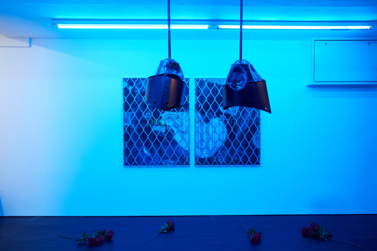 Simeon Barclay England S Lost Camelot Workplace London 2021 Installation Image 04