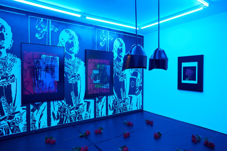 Simeon Barclay England S Lost Camelot Workplace London 2021 Installation Image 07