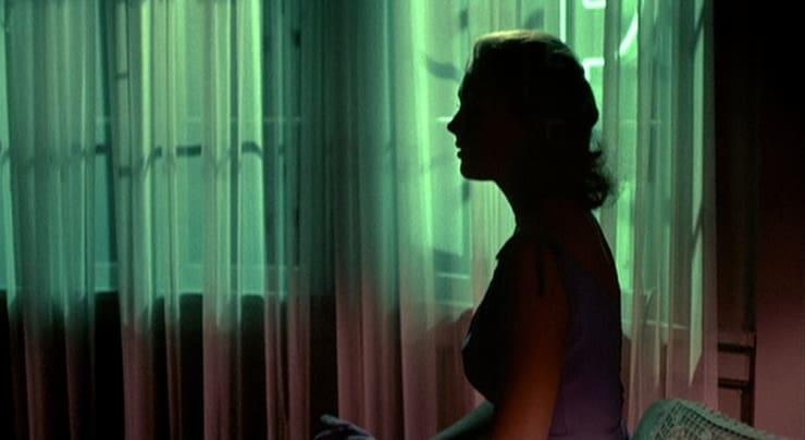 Still image from the film 'Vertigo' (Source: Filmgrab)