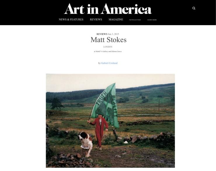 Art in America_2015