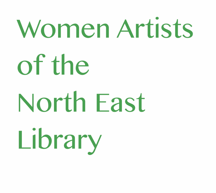 Women Artists of the North East Library , Launch event