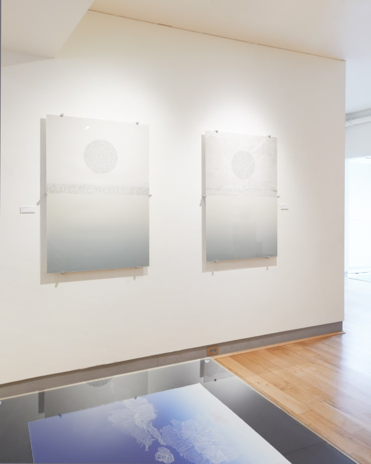 Spectrum Series, Pt. 3, MICHAEL DICKEY & LOUISE NEVELSON