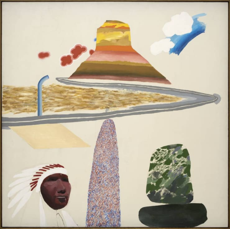 David Hockney at The Hepworth Wakefield