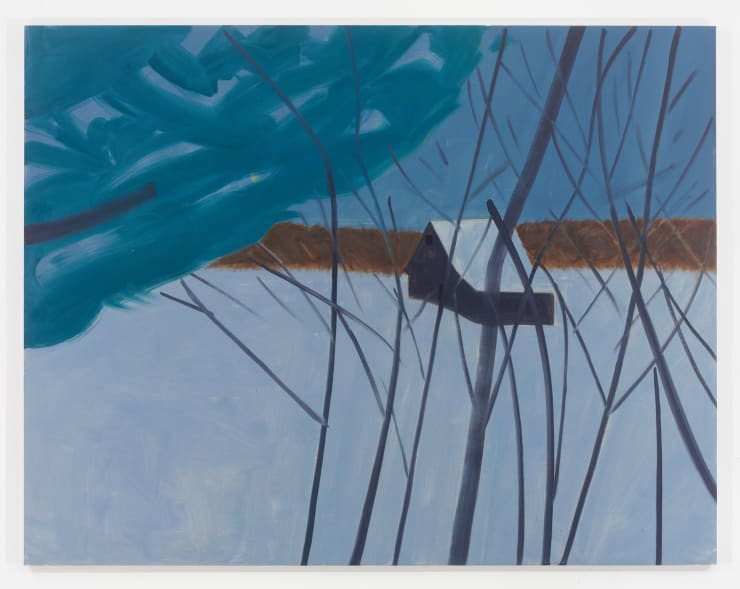 All Rights Reserved, Alex Katz/Licensed by VAGA, New York, NY. Courtesy the artist and Gavin Brown's enterprise