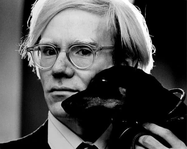 Andy Warhol © Wikipedia