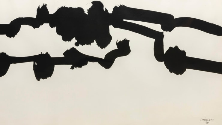 Eduardo Chillida. Untitled, 1963