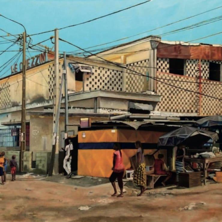 Le Ouezzin, Marcory, 2017 © Cheikh Ndiaye