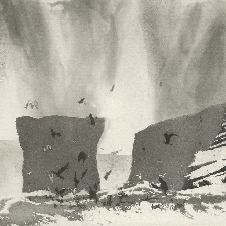 Norman Ackroyd : Reading the Landscape