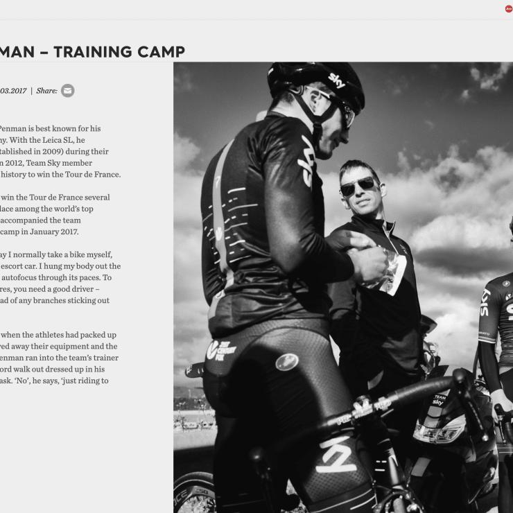Leica Fotografie International- Training Camp