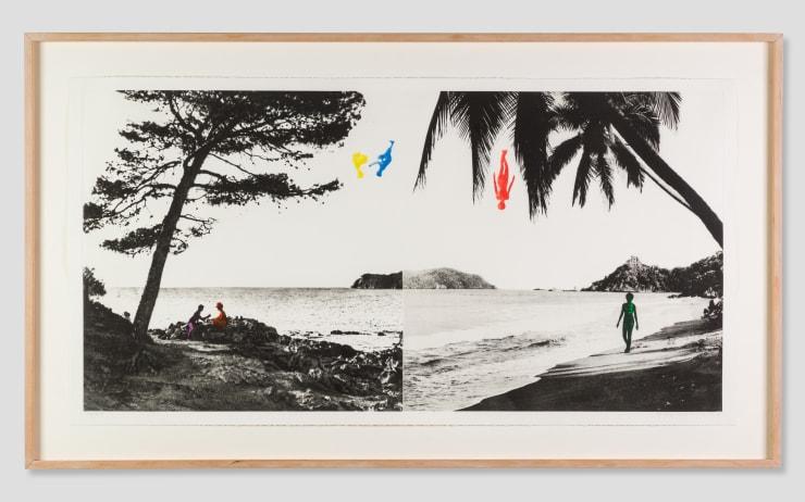 John Baldessari, Paradise, 1989-1990