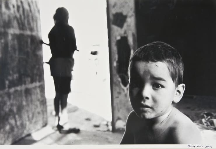 Untitled (A Child and a Doorway)