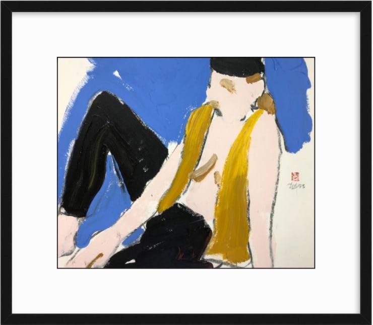 Clean Black Gallery Frame, 4