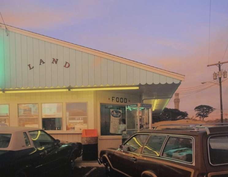Joel Meyerowitz - Land, Provincetown
