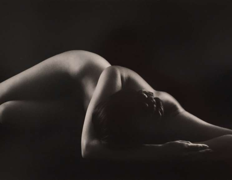 Ruth Bernhard - Perspective II