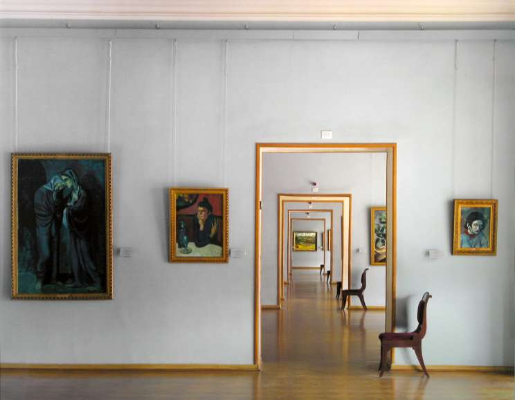 Andrew Moore - Room 348, St. Petersburg
