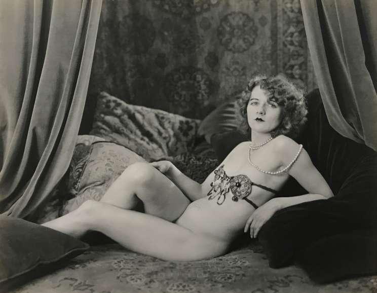 Albert Arthur Allen - Untitled Nude (From The Boudoir Series, no. 43)