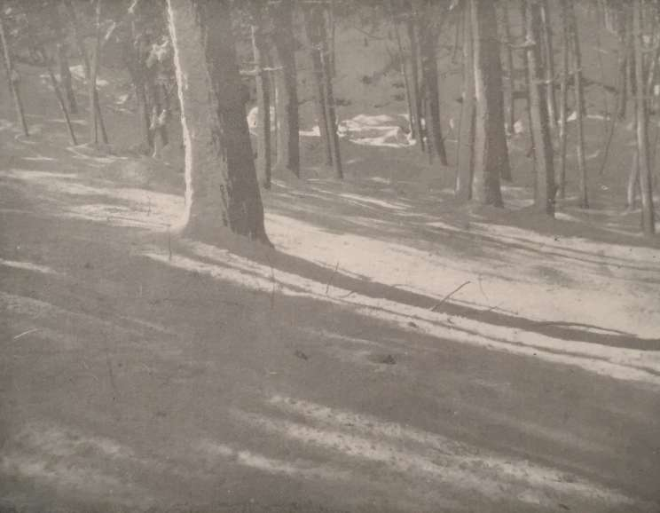 Alvin Langdon Coburn - Winter Shadows