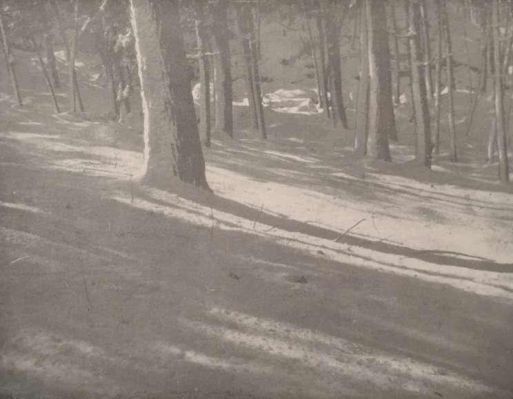 Alvin Langdon Coburn - Winter Shadows