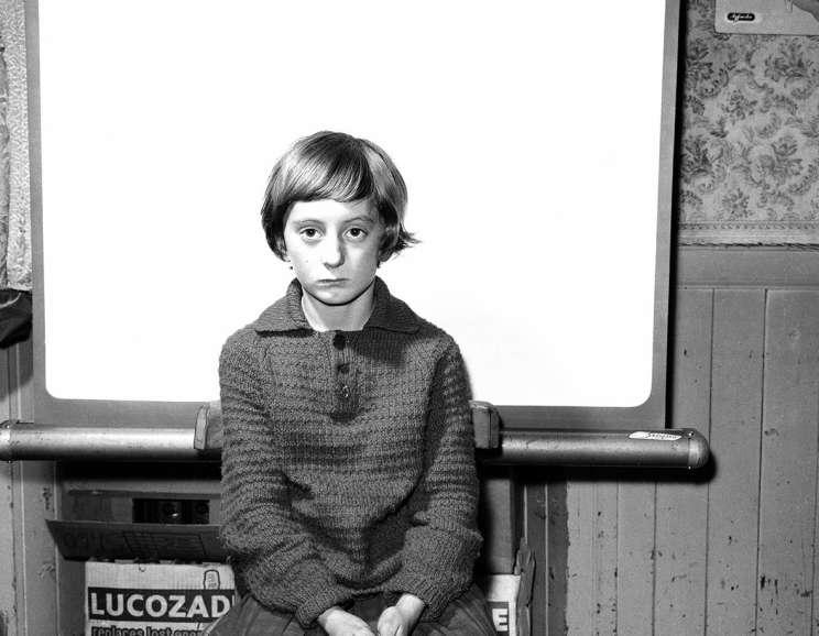 Dennis Dinneen - Untitled (Lucozade girl)