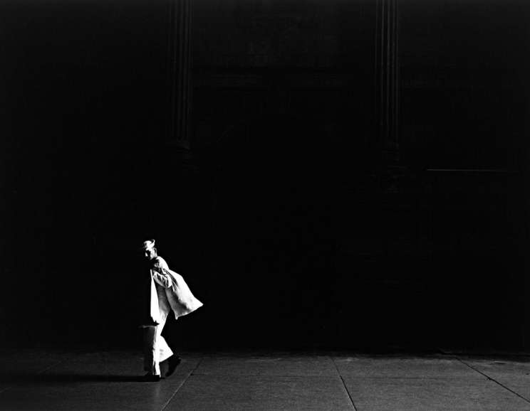 Ray K. Metzker - Sailor