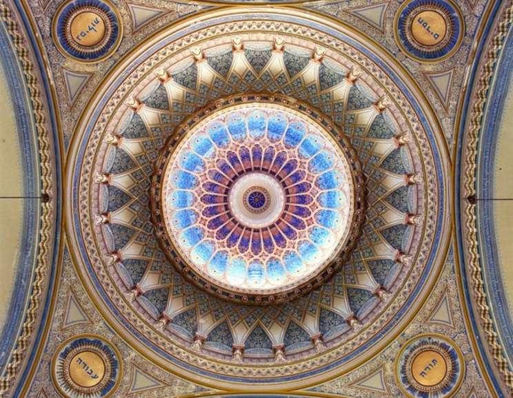 David Stephenson - Dome #30705, New Synagogue, Szeged, Hungary