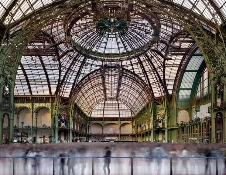 Matthew Pillsbury - Grand Palais des Glaces, Paris