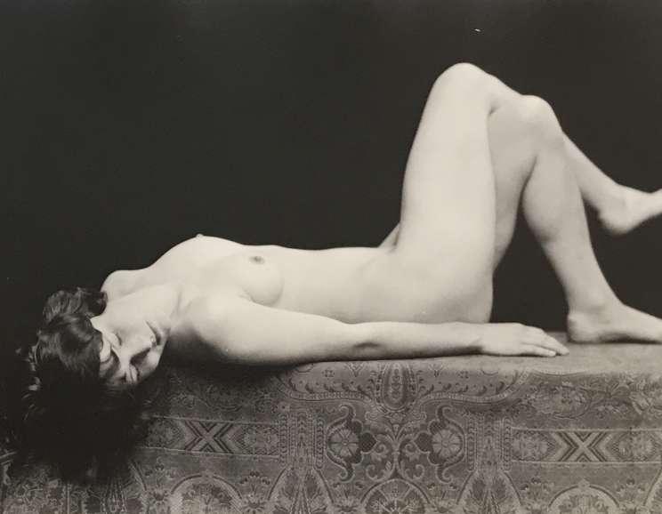 Albert Arthur Allen - Group of 80 figurative photographs of nudes