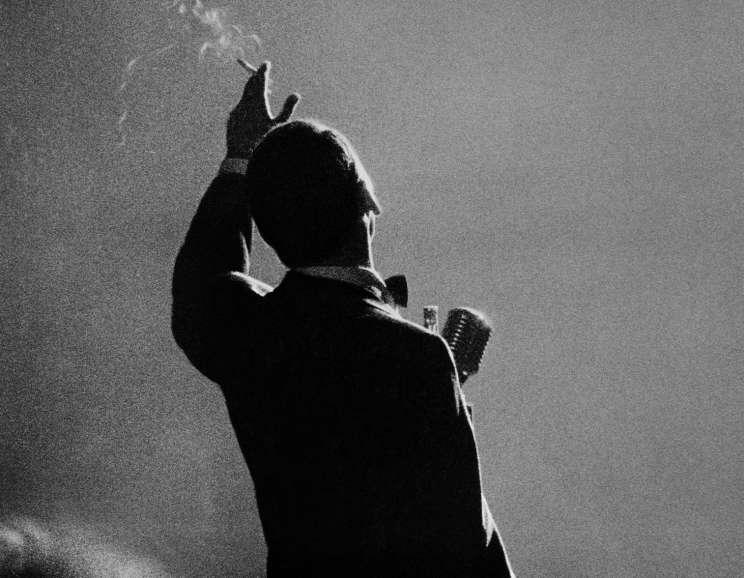 Frank Sinatra, Monte Carlo, (FRS01), 1958