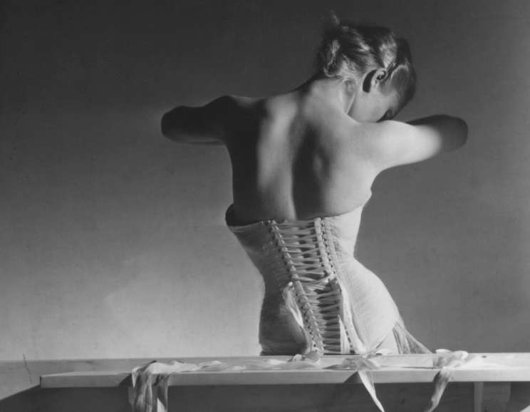 Horst P. Horst - Mainbocher Corset, Paris