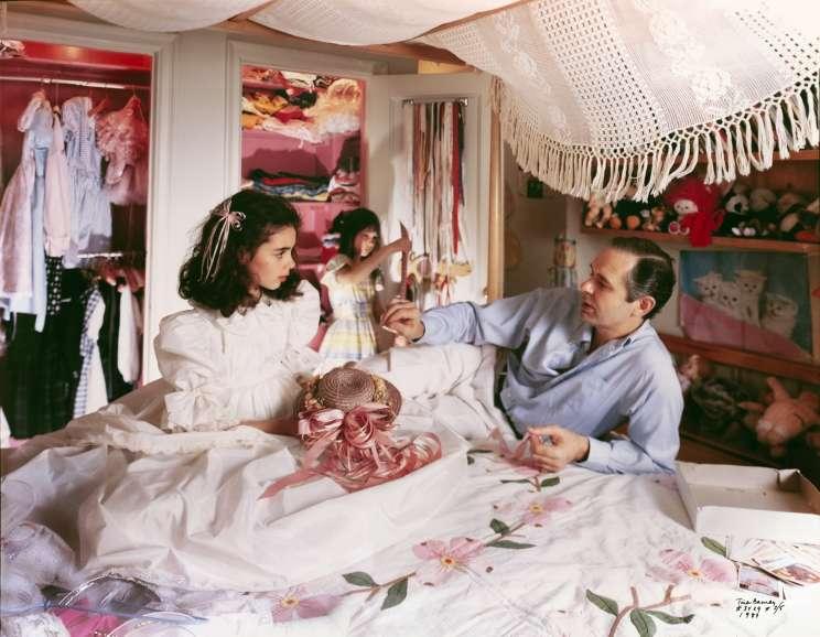 Tina Barney - Marina's Room