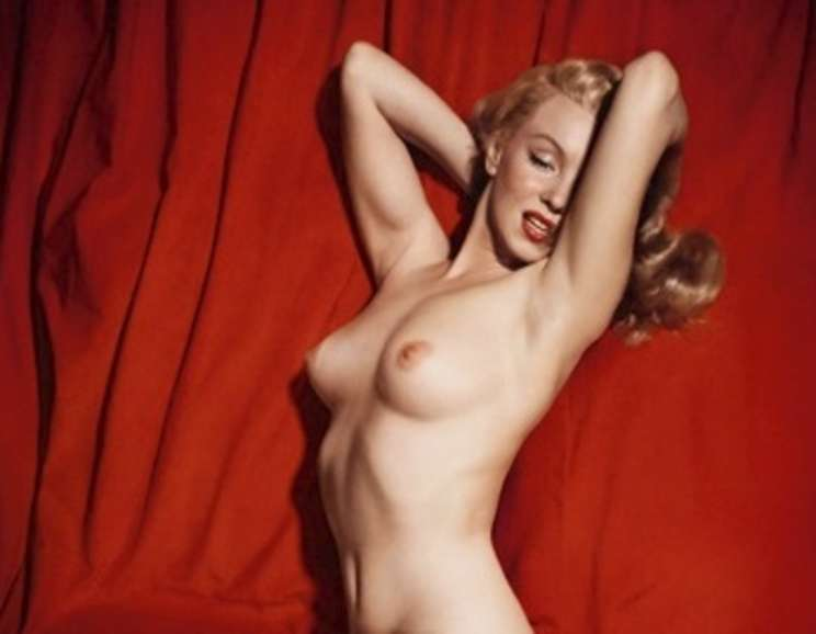 Tom Kelley Sr. - Pose #6- Marilyn Monroe