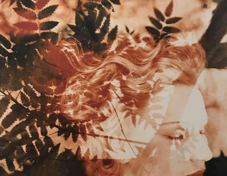 Josef Breitenbach - Girl on the Steps, Nudist Camp, NJ