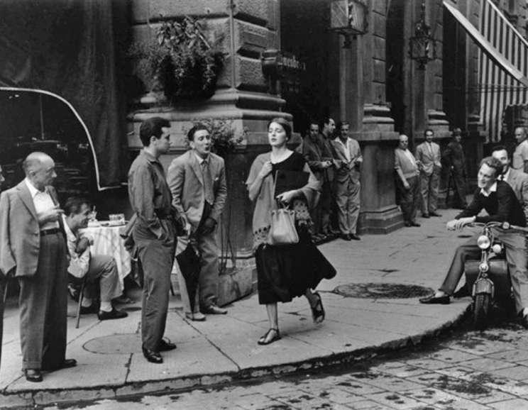 Ruth Orkin - American Girl, Florence