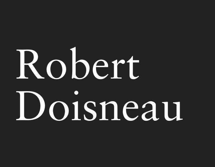 Robert Doisneau - L'information scolaire