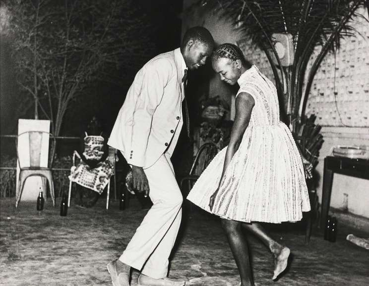 Malick Sidibé - Nuit de Noël (Happy-Club)