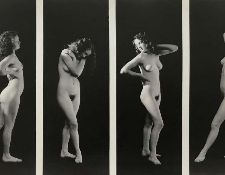 Albert Arthur Allen - Untitled Nude (From The Boudoir Series, no. 37)