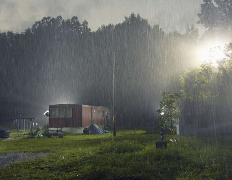 Gregory Crewdson - Trailer Park #01