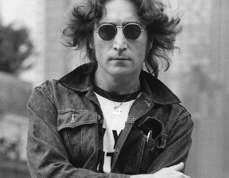 Bob Gruen - John Lennon with Denim Jacket, New York City