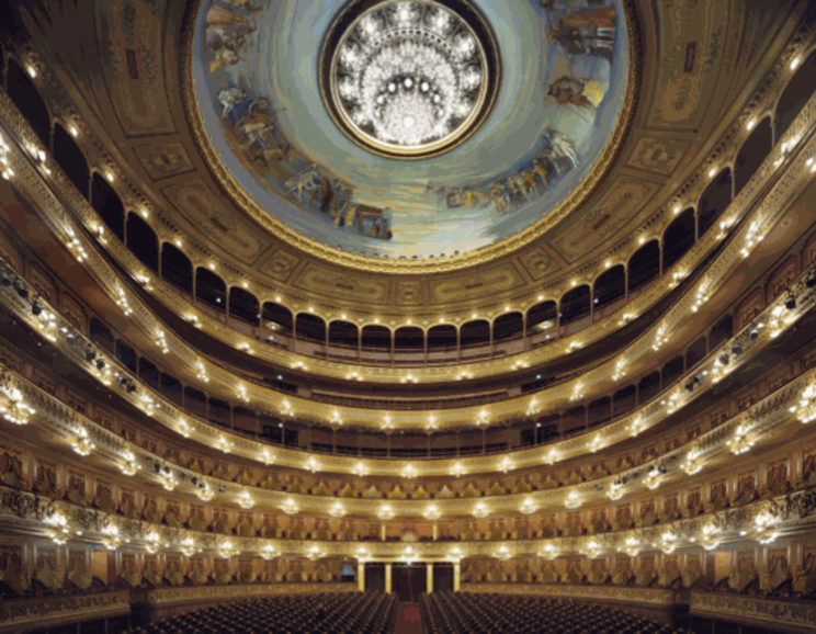 David Leventi - Romanian Athenaeum, Bucharest, Romania