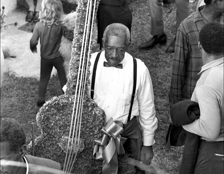 Leo Touchet - Jazz Funeral, New Orleans, Louisiana, No. 71